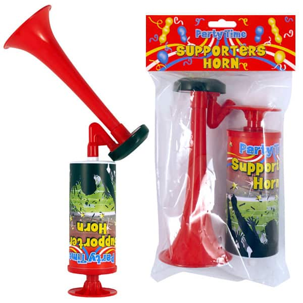 Sports Supporters Pump Air Horn