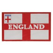 England St George's Supporters Car Plaque – 11.5 Inches / 29.5cm
