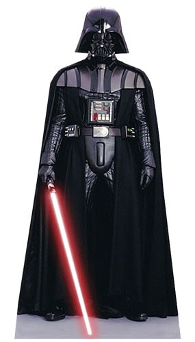Star Wars Darth Vader Lifesize Cardboard Cutout - 195cm Product Gallery Image