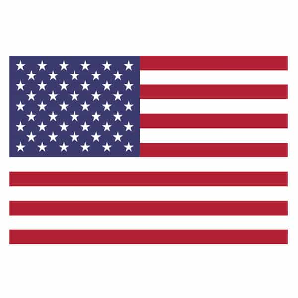 USA Flag - 5 x 3 Ft
