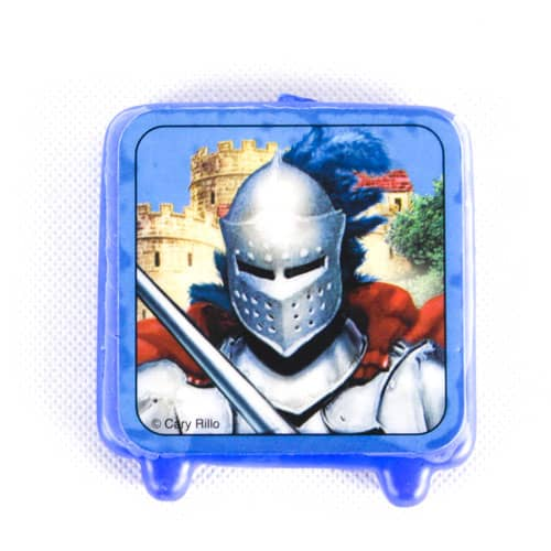Valiant Knight Party Candle