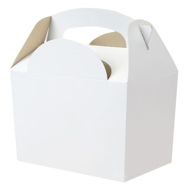 White Party Box Product Image