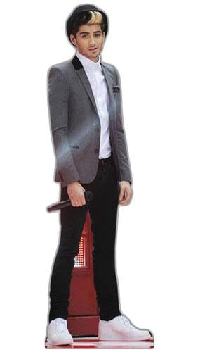 Zayn Boyband Lifesize Cardboard Cutout - 168cm Product Gallery Image