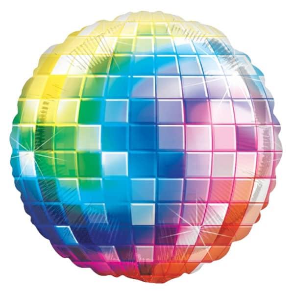 70's Disco FeverHelium Foil Giant Balloon 81cm / 32 in