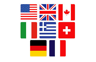 International Flags & Bunting