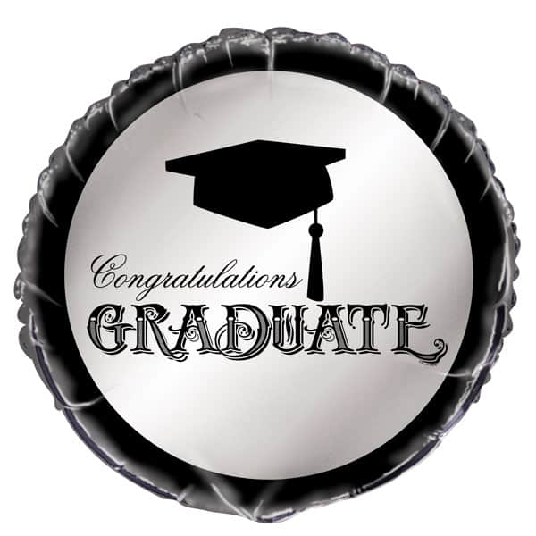 congratulations-graduate-round-foil-balloon-product-image