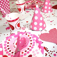 Hearts Party Supplies