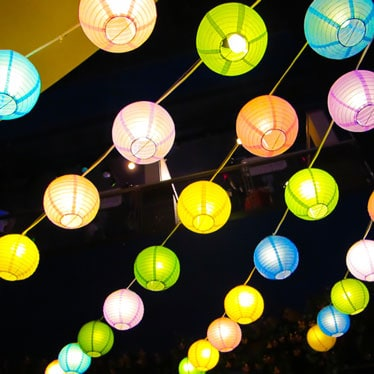 Lantern Decorations Category Image