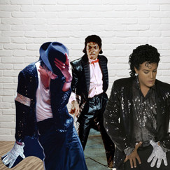 Michael Jackson Theme Party Supplies