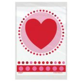 Radiant Hearts Mini Treat Bags – Pack of 50
