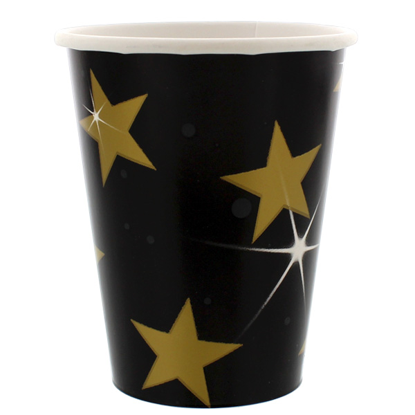 Star Attraction Paper Cup - 9oz / 266ml