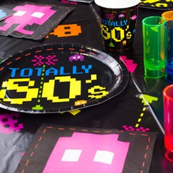 Totally 80's Party Supplies