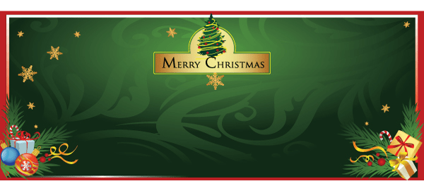Christmas Personalised Banners