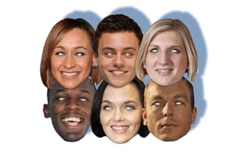 Celebrity Sports Face Masks