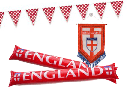 St. George's Day - England Party Supplies