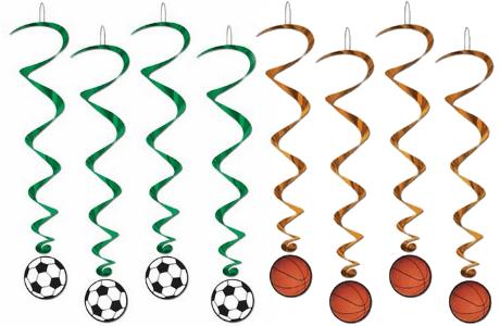 Hanging Sport Decoration