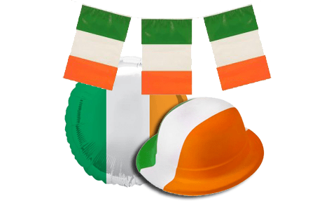 Ireland Party Supplies