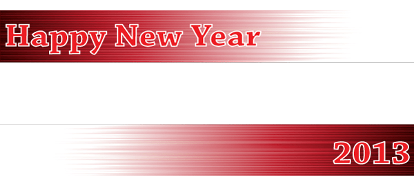 New Year Personalised Banners