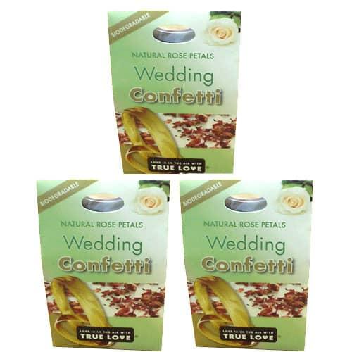 Biodegradable-Wedding-Confetti-Pack-of-3-Natural-Rose-Petals-image