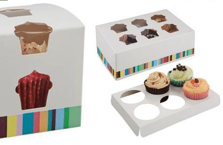 Cupcake Boxes