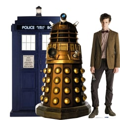 Doctor Who Party Supplies Category Image