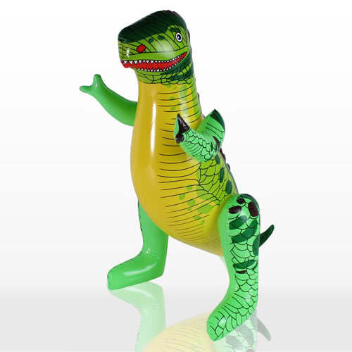 Inflatable Dinosaur - 30 Inches / 76cm Product Image