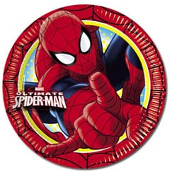 Ultimate Spider-Man Party Supplies Category Image