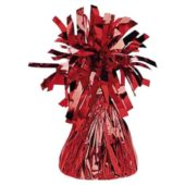Value Red Foil Balloon Weight