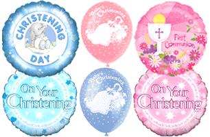 Religious Balloons