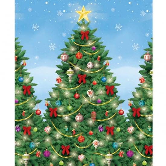 evergreen-christmas-room-roll-scene-setter