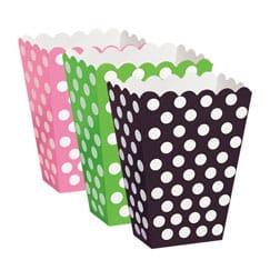 Popcorn Boxes & Treat Boxes