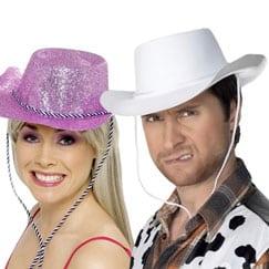 Cowboy Party Hats