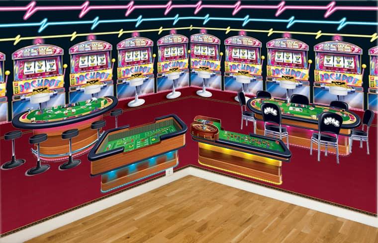 Casino Scene Setters