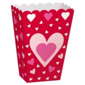 Hearts Treat Boxes – Pack of 6