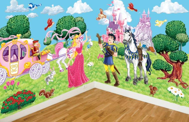 Princess Scene Setters