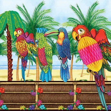 Hawaiian Decorations Category Image