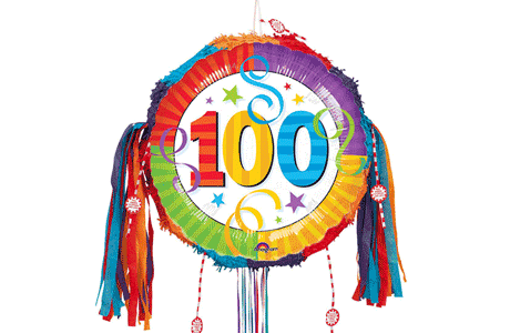 100th Birthday Party Accessories Category Image