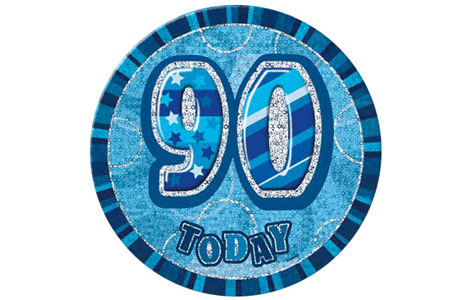 90th Birthday Party Accessories