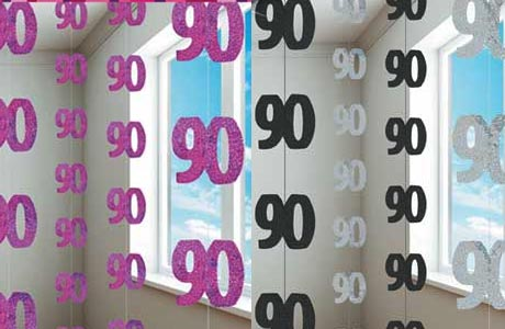90th Birthday Party Decorations