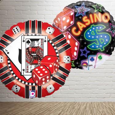 Casino Balloons