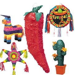 Mexican Pinatas