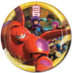 Big Hero 6 Party Supplies