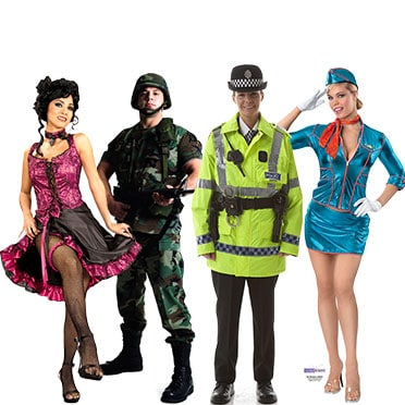 Adult Themed Life Size Cardboard Cutouts
