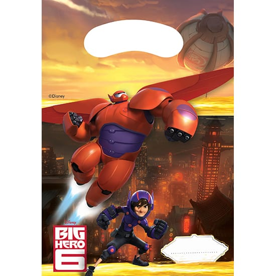 Big Hero 6 Loot Bag