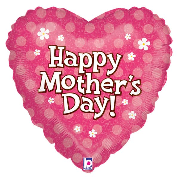 happy-mothers-day-holographic-heart-shape-foil-balloon-18-inches-46cm-product-image