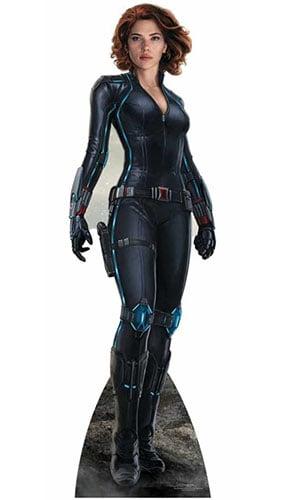marvel-avengers-age-of-ultron-black-widow-lifesize-cardboard-cutout-177cm-product-image