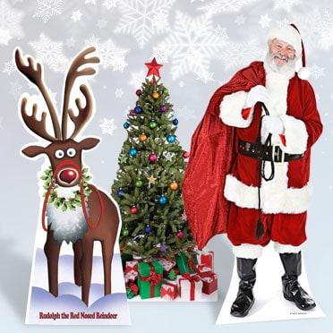 Christmas Lifesize Cutouts