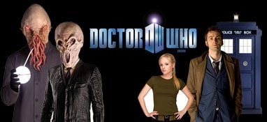 Doctor Who Lifesize Cardboard Cutouts