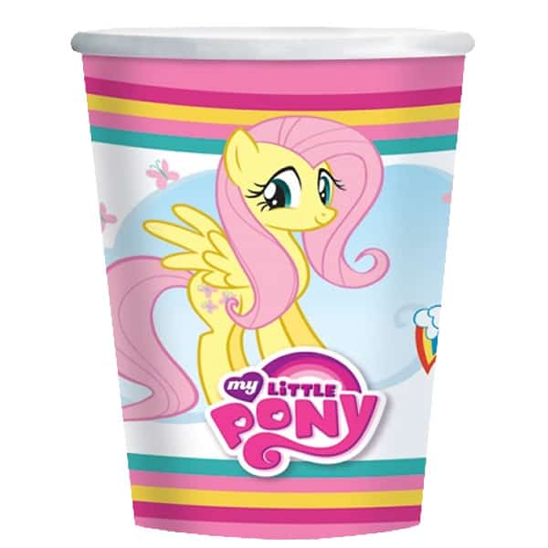 My Little Pony Paper Cup 266ml