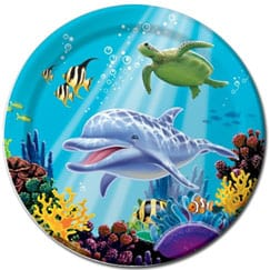 Ocean Party Supplies Category Image